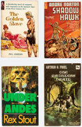 Books:Vintage Paperbacks, Historical and Fantasy Fiction Paperbacks Group of 32 (Various, 1960s-2000s) Condition: Average FN.... (Total: 32 Items)