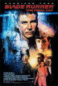 "Movie Posters:Science Fiction, Blade Runner (Warner Bros., R-2007). Rolled, Very Fine+. One Sheet (27"" X 40"") DS Advance, Drew Struzan Artwork. Science Fic..."