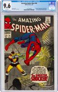 Silver Age (1956-1969):Superhero, The Amazing Spider-Man #46 (Marvel, 1967) CGC NM+ 9.6 White pages....