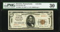 National Bank Notes:Pennsylvania, Herndon, PA - $5 1929 Ty. 2 The Herndon National Bank Ch. # 13982 PMG Very Fine 30.. ...