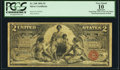 Large Size:Silver Certificates, Fr. 248 $2 1896 Silver Certificate PCGS Apparent Very Good 10.. ...