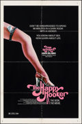 "Movie Posters:Sexploitation, The Happy Hooker (Cannon, 1975). Folded, Very Fine-. One Sheet (27"" X 41""), Cut Pressbook & Uncut Pressbook (4 Pages, 11"" X ... (Total: 3 Items)"