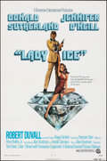 """Movie Posters:Crime, Lady Ice & Other Lot (National General, 1973). Folded, Very Fine. One Sheets (2) (27"""" X 41""""). Ron Lesser Artwork. Crime.. ... (Total: 2 Items)"""