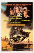 "Movie Posters:Western, Once Upon a Time in the West (Paramount, 1969). Folded, Very Fine-. One Sheet (27"" X 41""). Frank McCarthy Artwork. Western...."