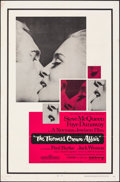 """Movie Posters:Crime, The Thomas Crown Affair (United Artists, 1968). Folded, Very Fine-. One Sheet (27"""" X 41""""). Crime.. ..."""