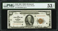 Fr. 1890-E $100 1929 Federal Reserve Bank Note. PMG About Uncirculated 53 EPQ