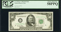 Small Size:Federal Reserve Notes, Fr. 2107-C $50 1950 Mule Federal Reserve Note. PCGS Choice About New 58PPQ.. ...