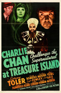 Movie Posters:Mystery, Charlie Chan at Treasure Island (20th Century Fox, 1939). ...
