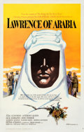 Movie Posters:Academy Award Winners, Lawrence of Arabia (Columbia, 1962). Fine/Very Fine on Lin...