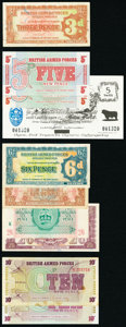 World Currency, A Variety of Issues from Great Britain. Fine or Better.. ... (Total: 31 notes)