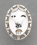 American Indian Art:Jewelry and Silverwork, An Eskimo Transformation Ring ...