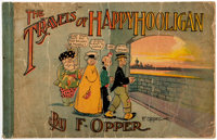 The Travels of Happy Hooligan (Frederick A. Stokes Co., 1906) Condition: GD