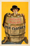 Movie Posters:Drama, Old Clothes (MGM, 1925). Fine on Linen. One Sheet ...