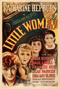 """Movie Posters:Drama, Little Women (RKO, 1933). Fine+ on Linen. One Sheet (27"""" X 41""""). From the Mike Kaplan Collection. . ..."""