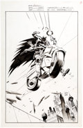 Original Comic Art:Covers, Lee Weeks Detective Comics #709 Cover Original Art (DC Comics, 1997). ...