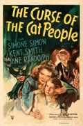 """Movie Posters:Horror, The Curse of the Cat People (RKO, 1944). Fine- on Linen. One Sheet (27"""" X 41""""). From the Mike Kaplan Collection. . ..."""