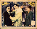 "Movie Posters:Comedy, A Night at the Opera (MGM, 1935). Fine+. Lobby Card (11"" X 14""). . ..."