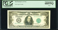 Tim Prusmack Money Art. $10,000 Federal Reserve Note. PCGS Superb Gem New 68PPQ