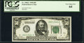 Fr. 2100-C $50 1928 Federal Reserve Note. PCGS Very Choice New 64
