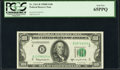 Small Size:Federal Reserve Notes, Fr. 2161-B $100 1950D Federal Reserve Note. PCGS Gem New 65PPQ.. ...