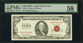 Small Size:Legal Tender Notes, Fr. 1551 $100 1966A Legal Tender Note. PMG Choice About Unc 58.. ...