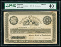 Australia Bank of Australasia, Melbourne 5 Pounds 2.2.1874 Pick Unlisted MVR2 Uniface Proof PMG Extremely Fine 40