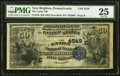 National Bank Notes:Pennsylvania, New Brighton, PA - $50 1882 Date Back Fr. 558 The Union National Bank Ch. # (E)4549 PMG Very Fine 25.. ...