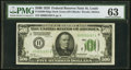 Small Size:Federal Reserve Notes, Fr. 2200-H $500 1928 Federal Reserve Note. PMG Choice Uncirculated 63.. ...