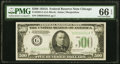 Small Size:Federal Reserve Notes, Fr. 2202-G $500 1934A Federal Reserve Note. PMG Gem Uncirculated 66 EPQ.. ...