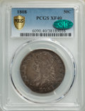 1808 50C XF40 PCGS. CAC. PCGS Population: (132/407 and 0/12+). NGC Census: (36/236 and 0/1+). CDN: $350 Whsle. Bid for N...