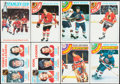 Hockey Cards:Sets, 1978-79 Topps Hockey Complete Set (264). ...