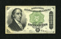 Fractional Currency:Fourth Issue, Fr. 1379 50c Fourth Issue Dexter Extremely Fine....