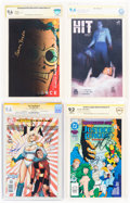 Modern Age (1980-Present):Miscellaneous, Modern Age Certified Signature Series Group of 8 (Various Publishers, 1991-2016).... (Total: 8 )