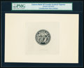 World Currency, Canada St. John, NB- Eastern Bank of Canada Archival Vignette Ch.# 225-10-02 PMG Holdered.. ...