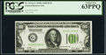 Small Size:Federal Reserve Notes, Fr. 2151-G $100 1928A Dark Green Seal Federal Reserve Note. PCGS Choice New 63PPQ.. ...