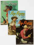 Golden Age (1938-1955):Western, Roy Rogers Comics Group of 5 (Dell, 1949-50) Condition: Average VF/NM.... (Total: 5 )