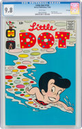 Silver Age (1956-1969):Humor, Little Dot #120 File Copy (Harvey, 1968) CGC NM/MT 9.8 White pages....