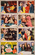 """Movie Posters:Comedy, Father's Little Dividend (MGM, 1951). Very Fine-. Lobby Card Set of 8 (11"""" X 14""""). Comedy.. ... (Total: 8 Items)"""