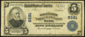 Greenville, TX - $5 1902 Plain Back Fr. 600 The Greenville National Exchange Bank Ch. # 8581 Very Good-