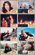 """Movie Posters:Fantasy, The Beastmaster (MGM/UA, 1982). Very Fine/Near Mint. Lobby Card Set of 8 (11"""" X 14""""). Fantasy.. ... (Total: 8 Items)"""