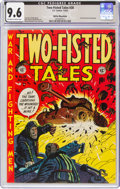 Golden Age (1938-1955):War, Two-Fisted Tales #28 White Mountain Pedigree (EC, 1952) CGC NM+ 9.6 Off-white to white pages....