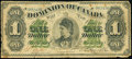 Canada Dominion of Canada $1 1.6.1878 Pick 17a DC-8a Very Good
