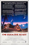 "Movie Posters:Romance, One from the Heart & Other Lot (Columbia, 1982). Folded, Fine/Very Fine. One Sheets (3) (27"" X 41"" - 27"" X 39.75"") Review St... (Total: 3 Items)"