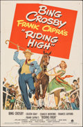 "Movie Posters:Musical, Riding High & Other Lot (Paramount, 1950). Folded, Overall: Very Fine-. One Sheets (3) (27"" X 41""). Musical.. ... (Total: 3 Items)"