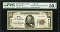 San Antonio, TX - $50 1929 Ty. 1 The Frost National Bank Ch. # 5179 PMG About Uncirculated 55 EPQ.<