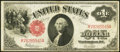 Large Size:Legal Tender Notes, Fr. 39 $1 1917 Legal Tender Very Fine.. ...