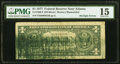 Error Notes:Offsets, Multiple Errors Fr. 1909-F $1 1977 Federal Reserve Note. PMG Choice Fine 15.. ...