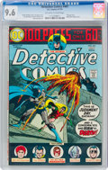 Bronze Age (1970-1979):Superhero, Detective Comics #441 (DC, 1974) CGC NM+ 9.6 Off-white to white pages....
