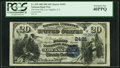 Los Angeles, CA - $20 1882 Date Back Fr. 555 The First National Bank Ch. # (P)2491 PCGS Extremely Fine 40PPQ