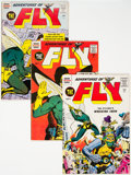 Silver Age (1956-1969):Superhero, Adventures of the Fly #2-4 Group (Archie, 1959-60) Condition: Average FN/VF.... (Total: 3 Comic Books)